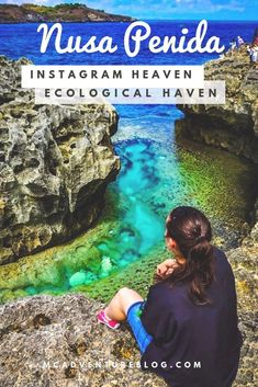Nusa Penida, just off the coast of Bali, is all over social media for its pristine beaches and rock formations. But it is also an ecological paradise that any ethical traveler should consider visiting. Be kind to the places you visit. Travel Usa, Travel Europe, Travel Packing, Travel Backpack, Best Vacation Spots, Top Travel Destinations, Rock Formations, Travel Inspiration, Travel Ideas