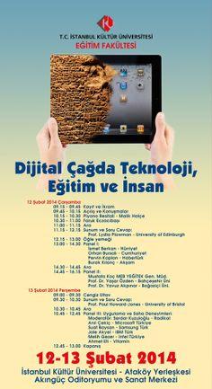 Dijital çağda teknoloji ve eğitim semineri