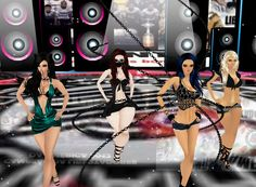 IMVU, the interactive, avatar-based social platform that empowers an emotional chat and self-expression experience with millions of users around the world. Virtual World, Virtual Reality, Social Platform, Imvu, Avatar, Join, Wonder Woman, Superhero, Fictional Characters