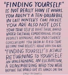 Finding yourself. Self worth and self love an self acceptance Frases Girl Boss, Girl Boss Quotes, The Words, Cool Words, Power Of Words, Positive Quotes, Motivational Quotes, Inspirational Quotes, Words Quotes