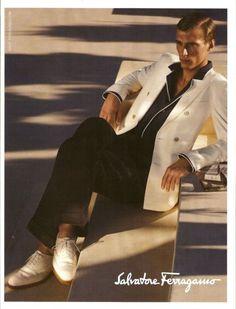 Syriously in Fashion: Salvatore Ferragamo: UOMO Salvatore