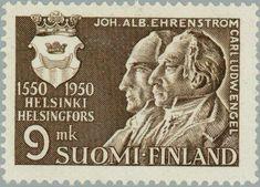 City Architects J.A. Ehrenström & C.L. Engel, Coat of Arms o