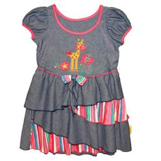 Chambray Frilly Dress (- Once off from the Designers Rail. Frilly Dresses, Beautiful Children, Ranges, Fair Trade, Kids Clothing, Chambray, Kids Outfits, Designers, Summer Dresses