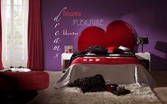 Cabecero corazón Love - Amaya Benito