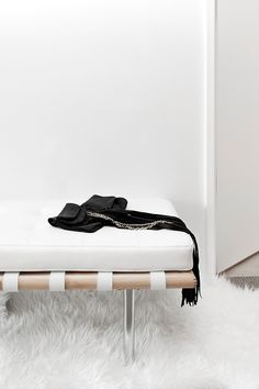 day bed #white