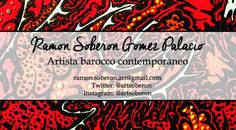 Ramon Soberon #artist #painter #abstractart #detailism #baroque #contemporaryart   @artsoberon
