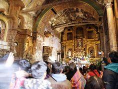 World Monument Fund y CONIRSA comprometidas con la restauración del templo de Marcapata - Noticias - Interoceánica Sur