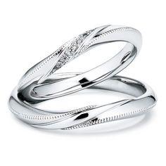 creer(クレール)/銀座ダイヤモンドシライシ|「Ring Link Ring」で婚約指輪・結婚指輪を探す!