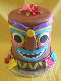 Hawaiian+Party+Cake | Images Hawaiian Party Cake Ideas Tattoo