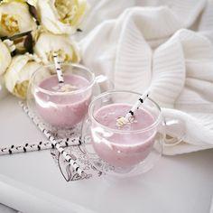 Coconut juice  raspberries  Dzie dobry! Chciaam Wam gorcohellip