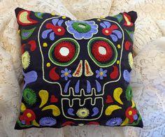 Mardi+Gras+Dia+de+los+Muertos+Shisha+Skull+Hand+by+mygoodbabushka,+$115.00