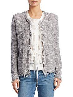 IRO Shavanix Knit Jacket