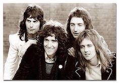 Mercury, May, Deacon, Taylor.
