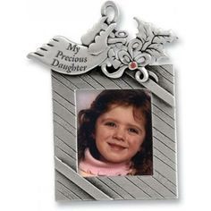 My Precious Daughter Holiday Ornament