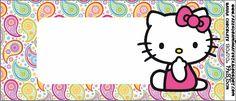 Imprimibles de Hello Kitty 24. | Ideas y material gratis para fiestas y celebraciones Oh My Fiesta!