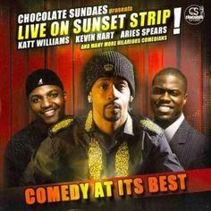 Katt Williams - Chocolate Sundaes, Red