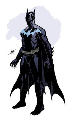 Batman by Ron Salas *