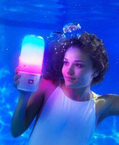 Jbl Pulse 3 Light-Up Waterproof Bluetooth Speaker in 2019 Wireless Outdoor Speakers, Cool Bluetooth Speakers, Waterproof Bluetooth Speaker, Room Speakers, Audio Speakers, Technology Hacks, Cool Electronics, Iphone Accessories, Light Up