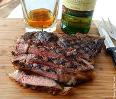 Mystery Lovers' Kitchen: Irish Whiskey Steak for St. Patrick's Day with a Fun #Giveaway from Cleo Coyle