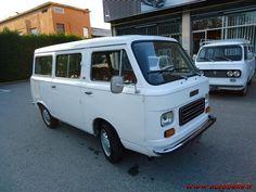 1971 Fiat 850 Berlina