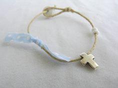 20pcs martyrika, martirika, witness pins, bracelet martyrika, baptism cross, greek orthodox baptism, christening, bracelet linen, boy baptism - Google Search