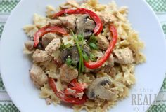 Cajun chicken pasta recipe--a family fave via @Emily Hill