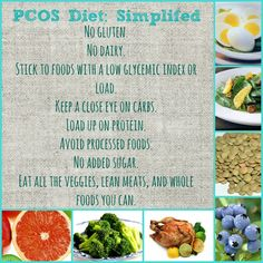 My PCOS Diet: Let's be Real - With Great Expectation