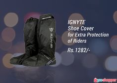 #Shoecover Ignyte shoecover for extra protection of riders Order now from http://www.yooshopper.com http://www.yooshopper.com/product/16821/547/shoe-cover--42-43-?lcId=145431