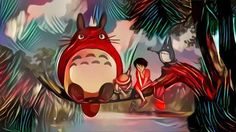 Japanese Film, My Neighbor Totoro, Hayao Miyazaki, Goodies, Films, Nerd, Cinema, Manga, Ideas