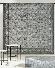 image 6 of the product jacquard rug leaf pattern