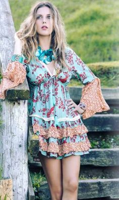 d72902147fb27 gipsy dress. . www.ibizachick.be #ibizadress #ibizafashion #bohemian  #fashion #ibizamode #ibizachick