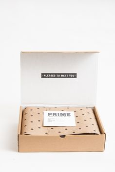 Prime | Meat Packaging