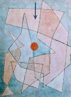 Paul Klee - Tragodia, 1932.