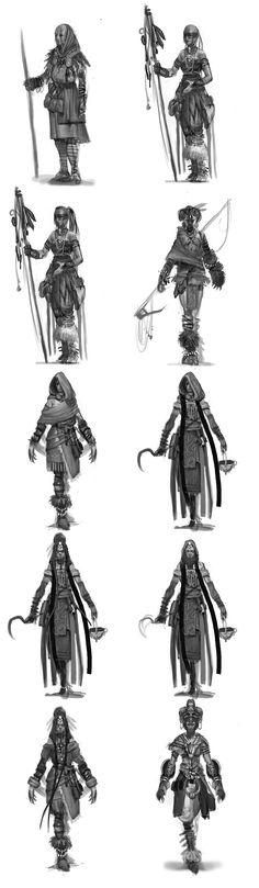 concept Viking: Battle for Asgard.