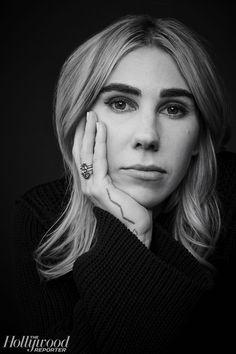 Zosia Mamet at Sundance 2016 Hollywood Reporter studio