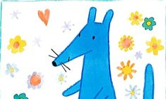 How to draw… blue kangaroo | Children's books | The Guardian Character Drawing, Character Design, Kangaroo Craft, Book Sites, You Draw, Drawing Techniques, Book Characters, Op Art, The Guardian