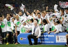 World Cup 2014: All 32 Teams Playing In Brazil - Japan