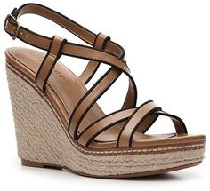 f9a6097a1bf7 Kelly   Katie Emily Wedge Sandal - ShopStyle