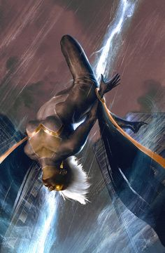 Storm by Irvin Rodriguez