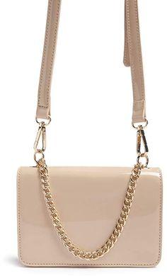 512e8318613 Forever 21 Faux Leather Crossbody Bag Saco Crossbody Em Couro