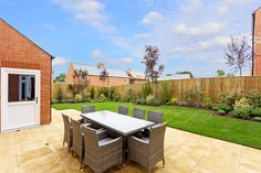 The rear garden is laid with a lawn and has the ideal patio space for your outdoor entertaining.