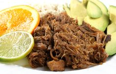 Cuban Pulled Pork