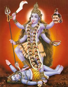 The Goddess Kali Portal Page – More Resources