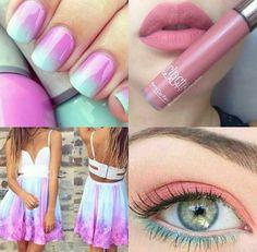 Makeup~♡ | We Heart It