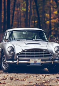 Aston Martin DB5. Cool eh? Click to own your own, unique DB5 #autoart