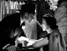 Night and The City! Highest Bar Film Noir!