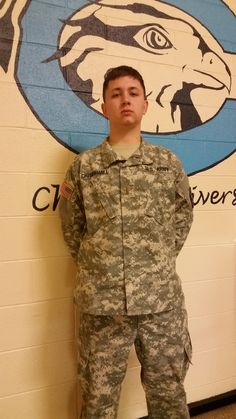 Jonathon Chisenhall '13 History, Fort Lee VA  Second Lieutenant Army Ordinance Corps, Fort Lee VA