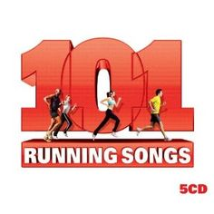 101 Running Songs because I'm already tired of my running playlist