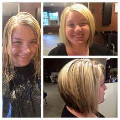 blonde invert by Lindsey