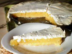 Heti Menü - Kevés pénzből finomat és változatosat: Hűsítő citromos pite Sweets Cake, Sweet Life, Camembert Cheese, Good Food, Dairy, Cookies, Crack Crackers, Dolce Vita, Biscuits